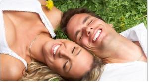 Come conquistare un uomo con un sorriso